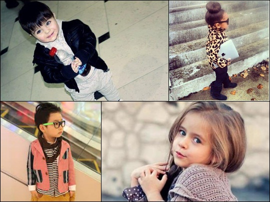 Fashion Children..
