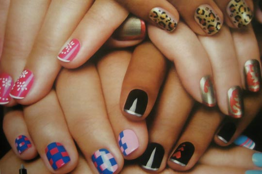Nails For Girls / ✿