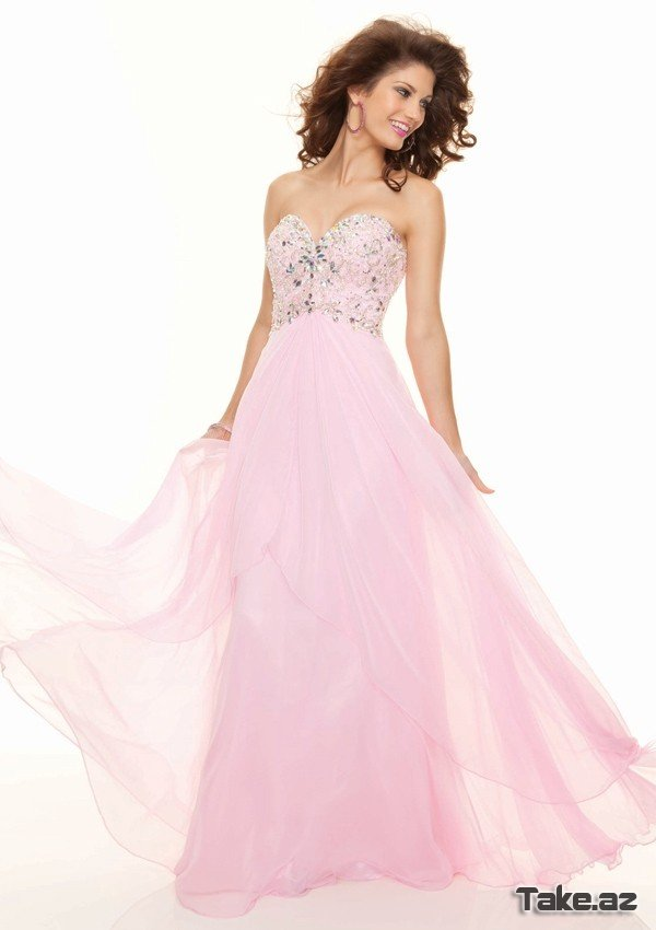 Prom Dresses with Diamonds