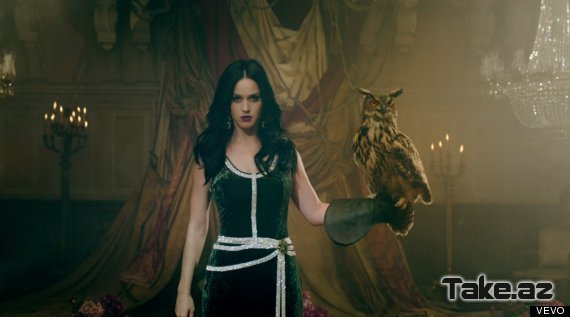 Katy Perry - Unconditionally (New klip)