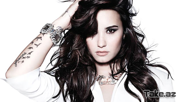 Demi Lovato - Neon Lights (New klip)