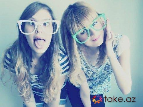 ♥Azerbaijan girl and me♥