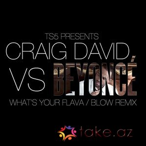 Craig David feat Beyonce-Whats your flava (2014 remix mp3)