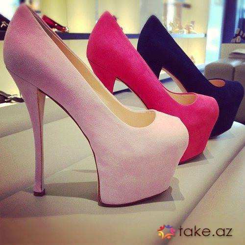My love is shoes
