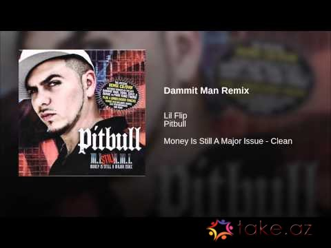 Pitbull feat Lil Flip-Dammit man (2015 mp3)